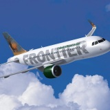 Frontier connects Bismarck and Denver