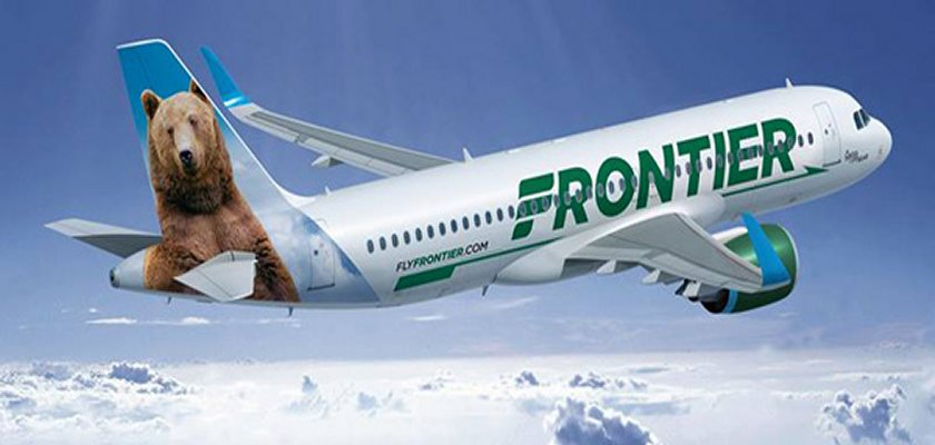 frontier new livery 4