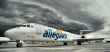 Allegiant Air plane makes four emergency landings within six weeks